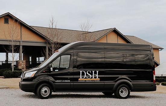 Corporate Transportation - Dahlonega GA